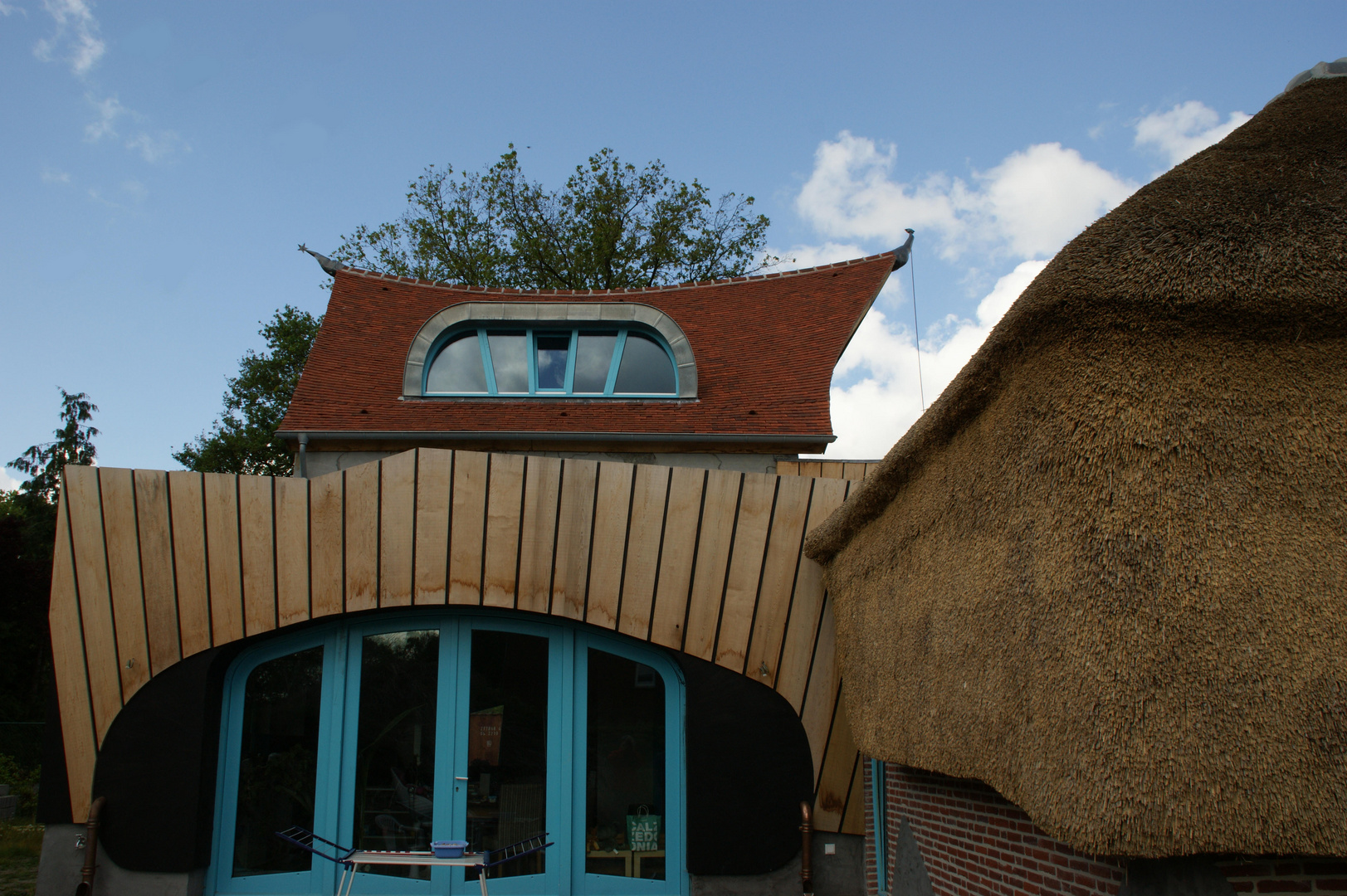 Elfenhaus Neubau Bild 6
