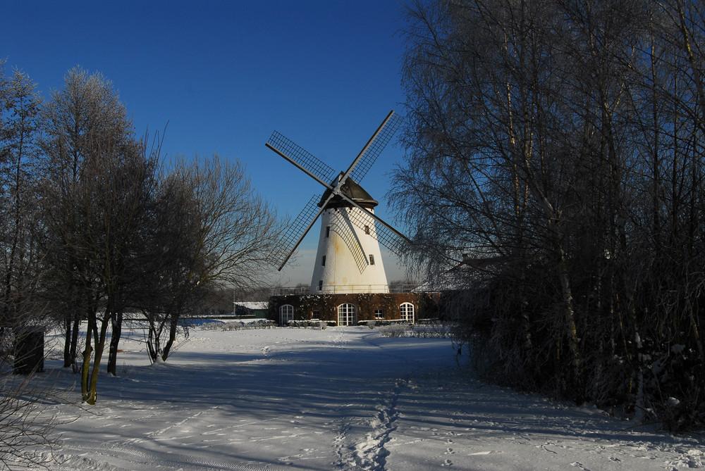 Elfrather Mühle