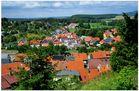 Elgersburg im Thüringer Wald (Elgersburg, una ciudad pequeña en el Bosque Turingio)