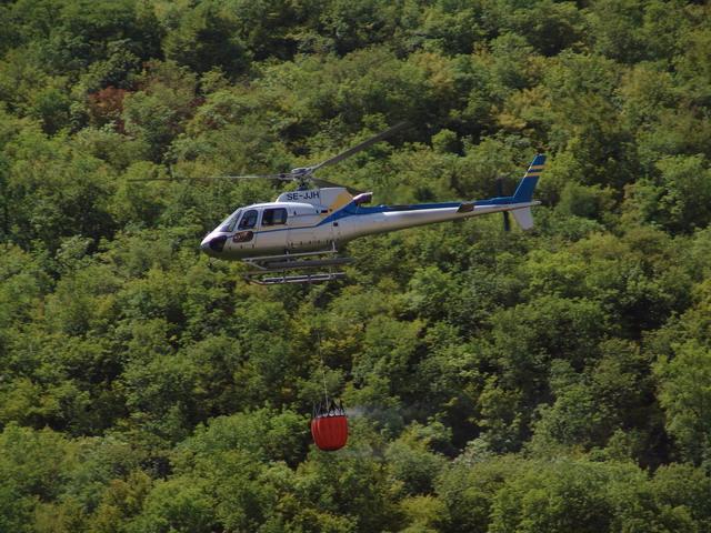 Elicottero Protezione civile 2