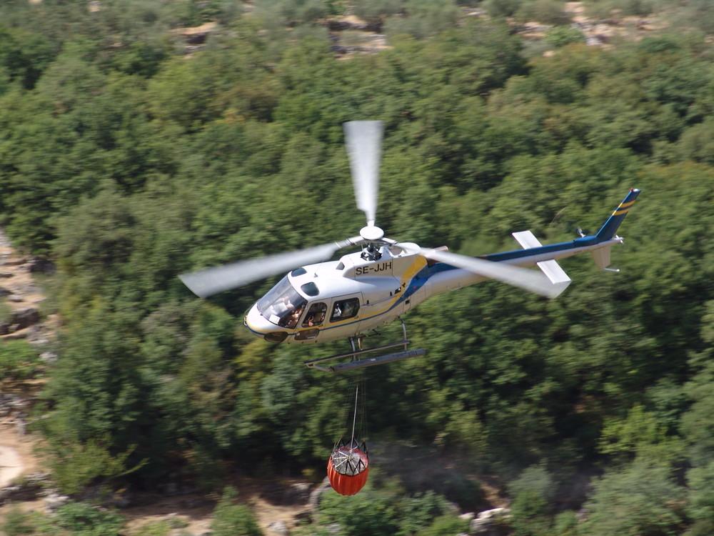Elicottero Protezione civile