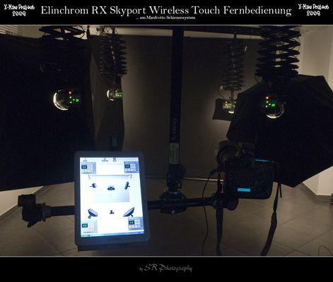Elinchrom Skyport Touch Fernbedienung