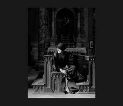 Elio Ciol - In attesa , San Giovanni di Casarsa 1959