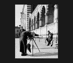 Elio Ciol - In posa, Firenze 1960