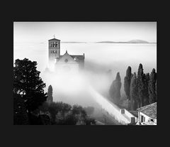 Elio Ciol - La densità del silenzio, Assisi 2009