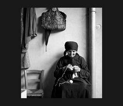 Elio Ciol - La nonna miuta, Casarsa 1954