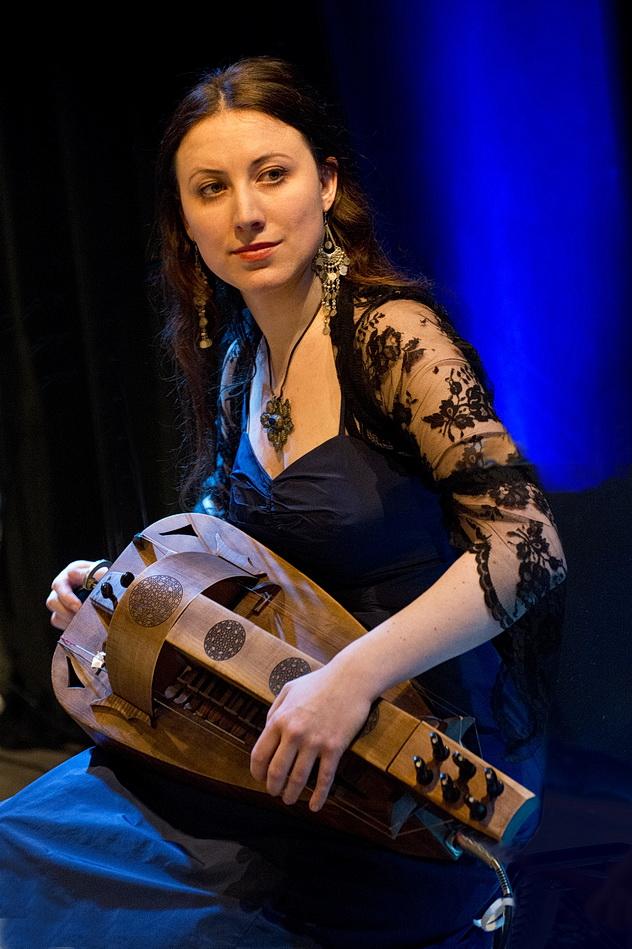 Elisabeth Pawelke von Almara