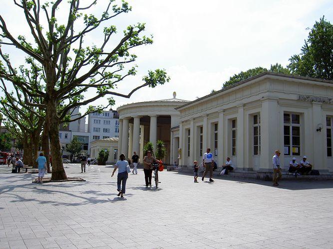 Elisenbrunnen, Aachen