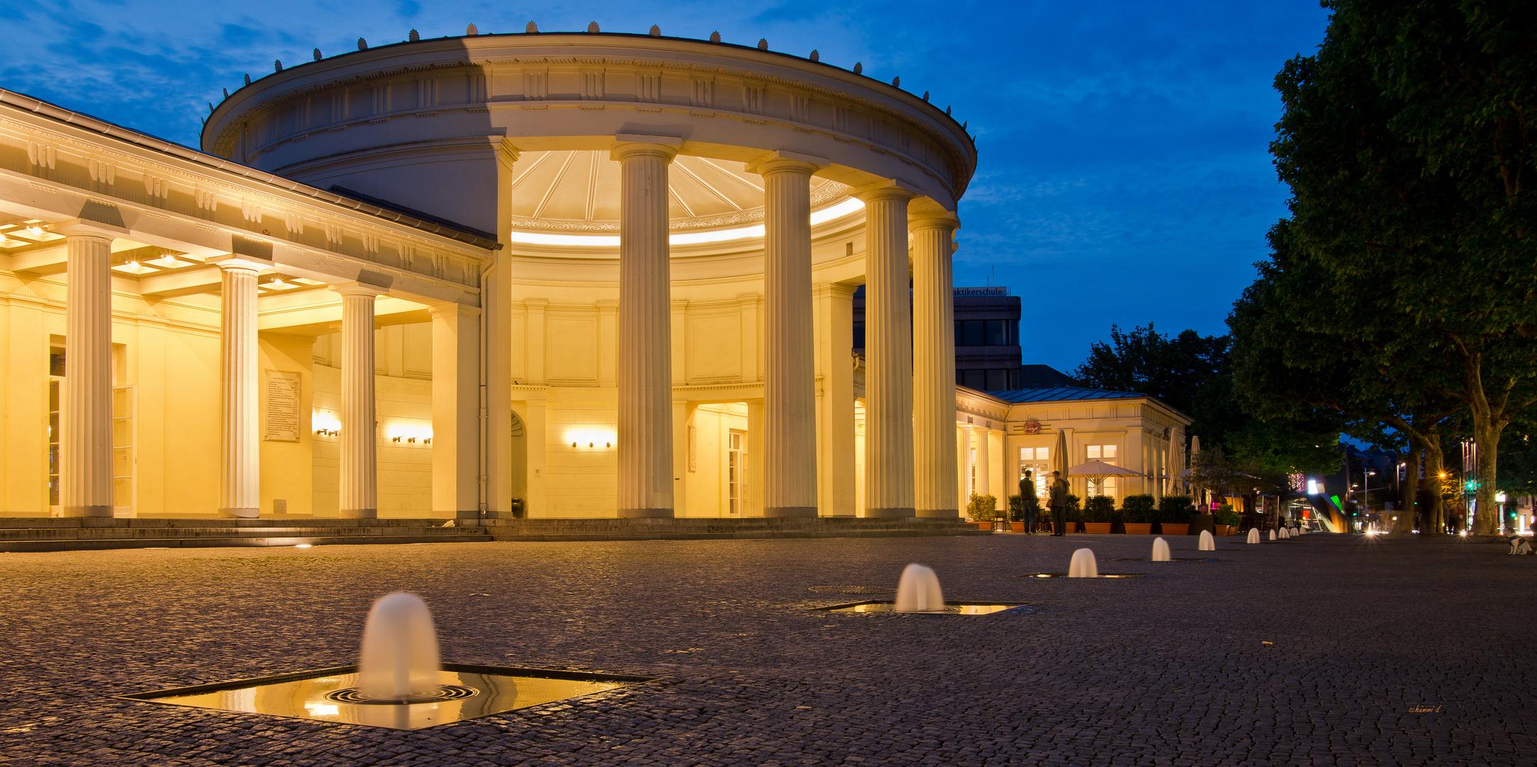 Elisenbrunnen aachen foto bild motive architektur bei for Architektur aachen