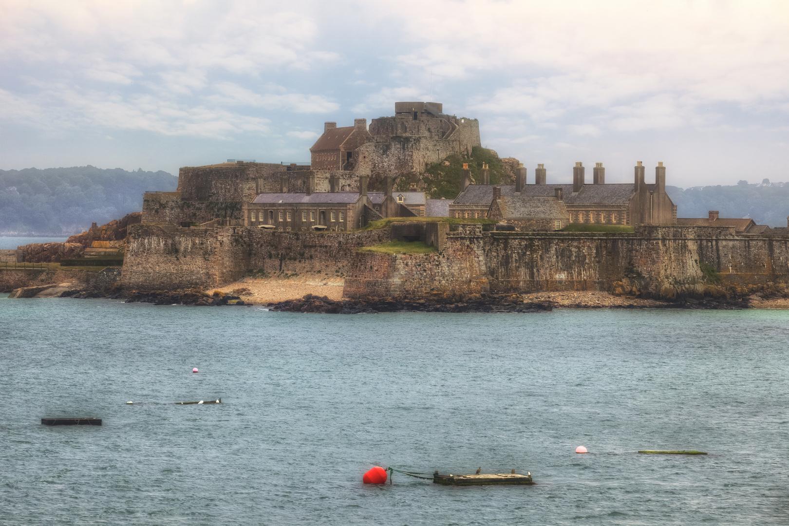 Elizabeth Castle - Saint Helier - Jersey