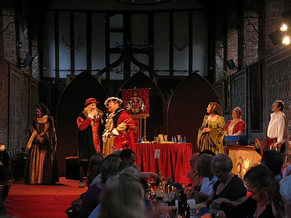 Elizabethan Dinner