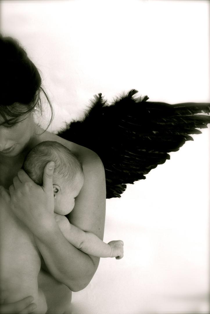 Ellas son los verdaderos ANGELES....