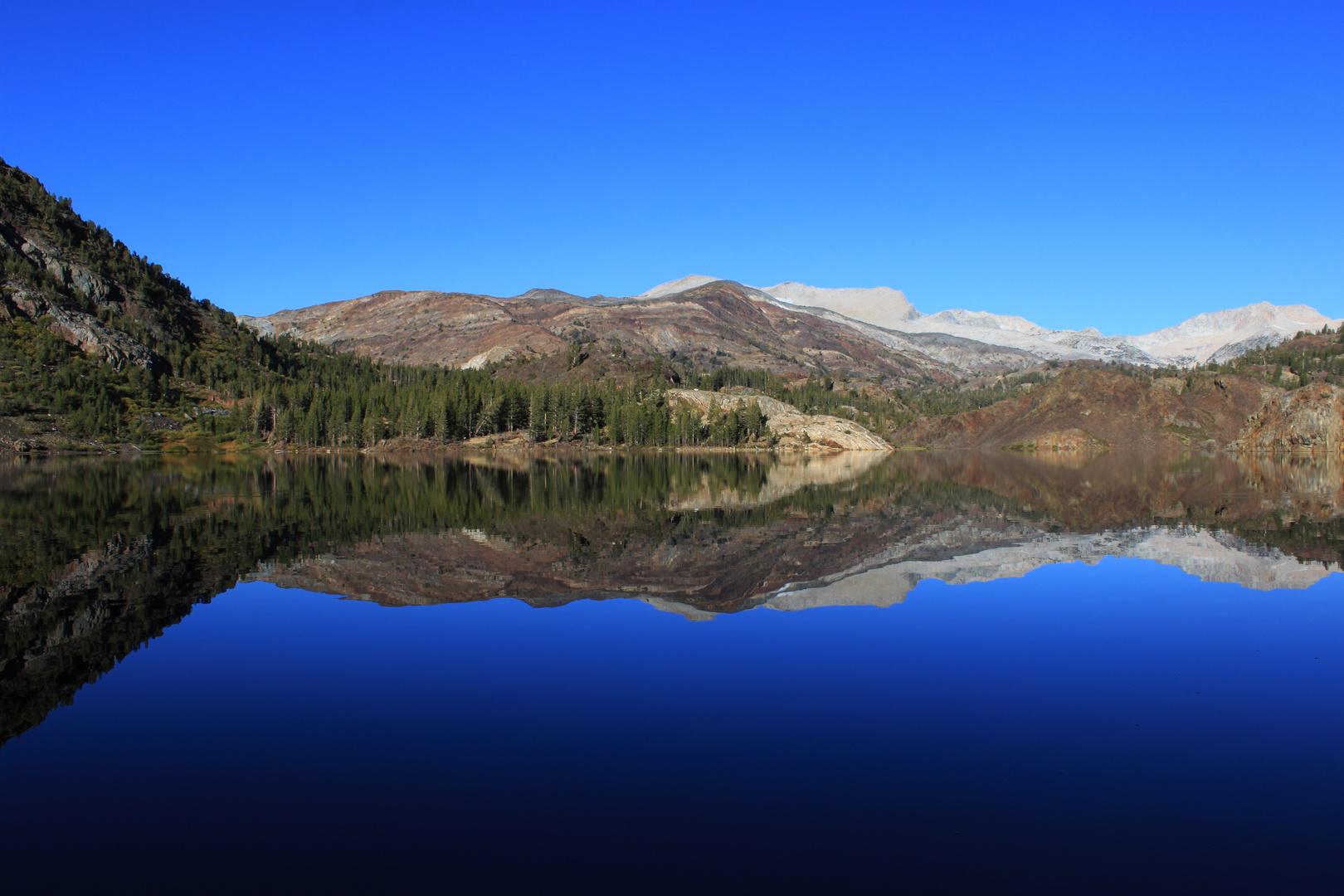 Ellery Lake - Tioga Road - Yosemitee Nationalpark