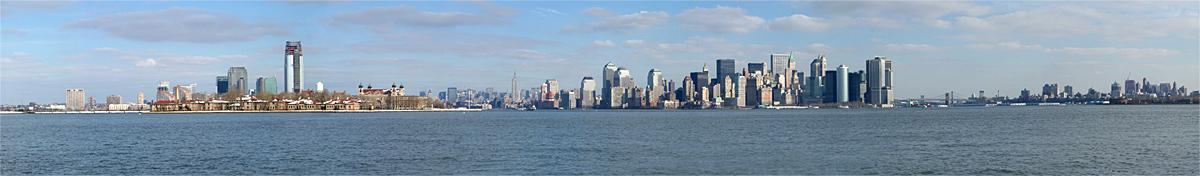 Ellis Island - Manhattan - Brooklyn