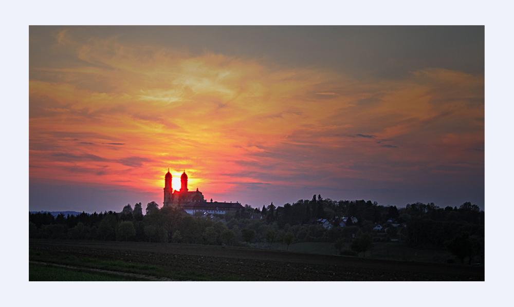 Ellwangen Sunset
