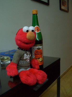 Elmo goes Mallorca