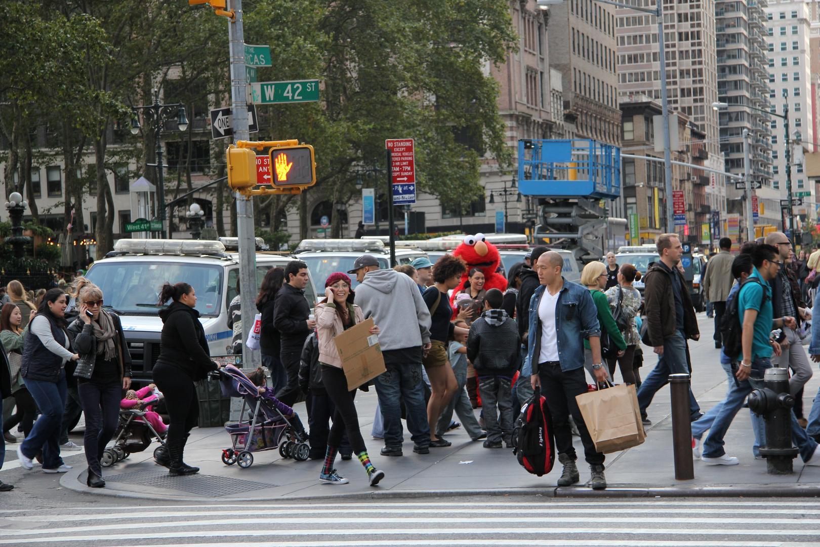 Elmo - NYC
