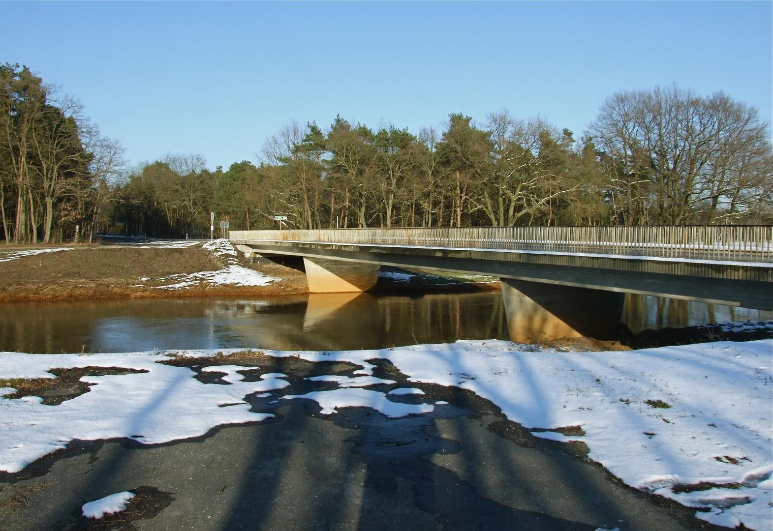 °°° Elsterbrücke bei Prieschka - Ihre Zeit ist abgelaufen °°°