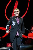 Elton John en concert au O2 World Arena
