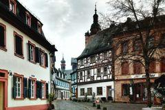 Eltville - am Marktplatz