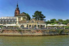 Eltville - Gastronomie am Rheinufer - Anleger 511