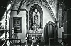 Eltville - Marienkapelle in der Pfarrkirche St. Peter und Paul