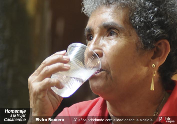 Elvira, 28 años brindando cordialidad desde la alcaldía de Yopal - Casanare