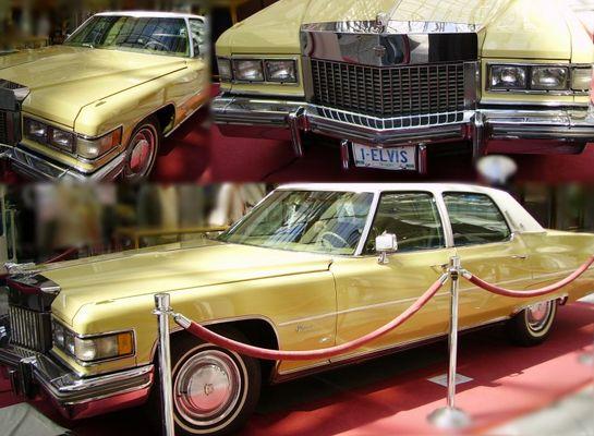 Elvis´ Cadillac
