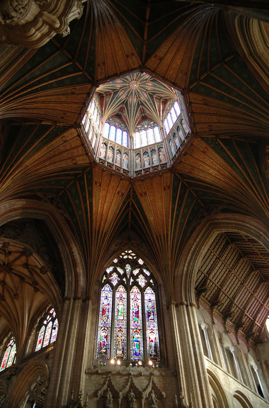 Ely Cathedral Central Tower