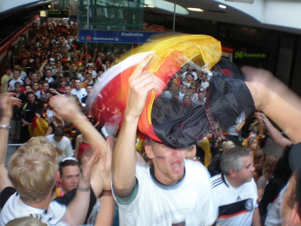 EM Finale 2008 Dortmund