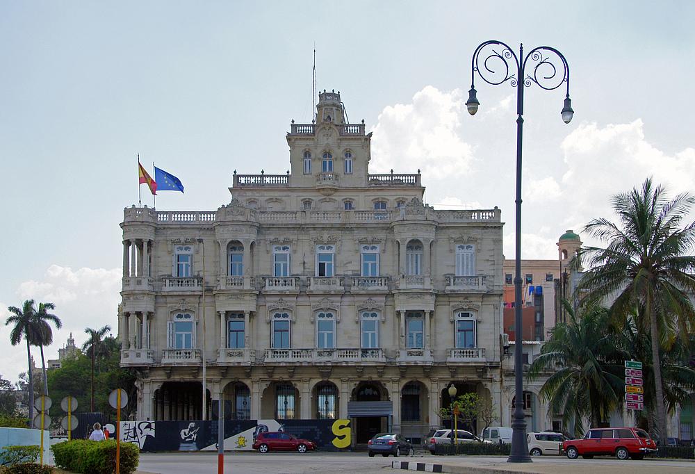 ..Embajada de España..