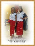 Embajadoras de Copainalá Chiapas