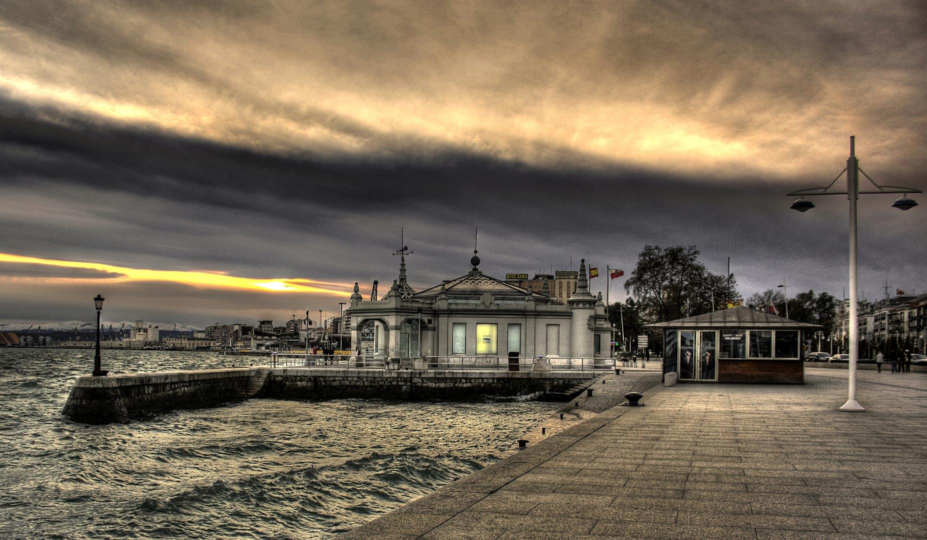 Embarcadero Santander