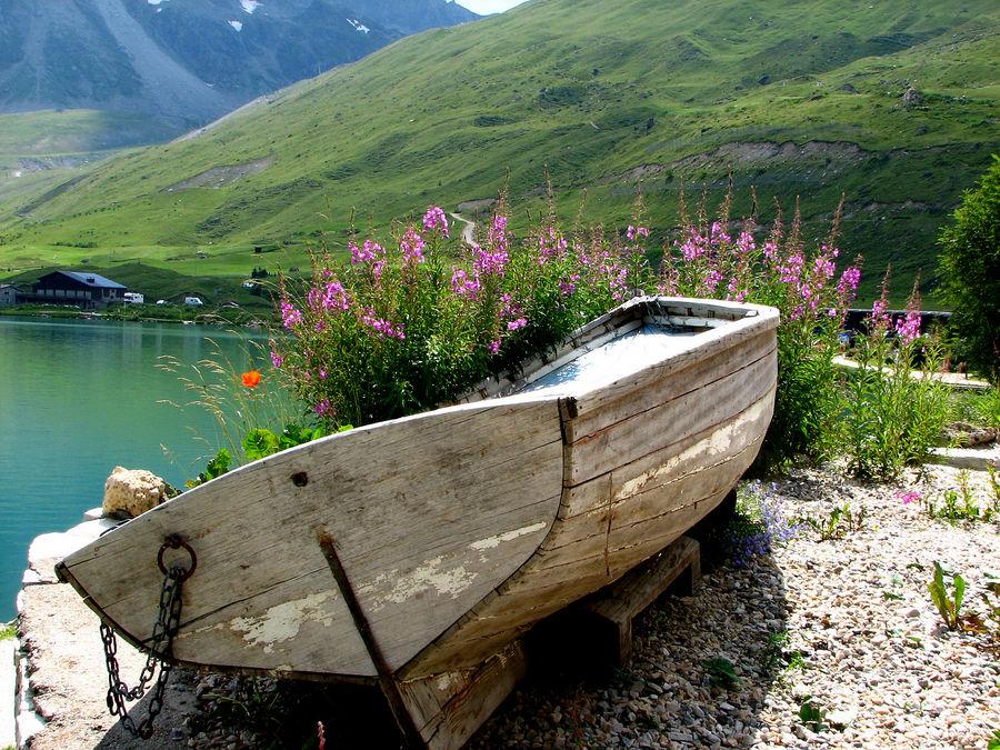 Embarcation....