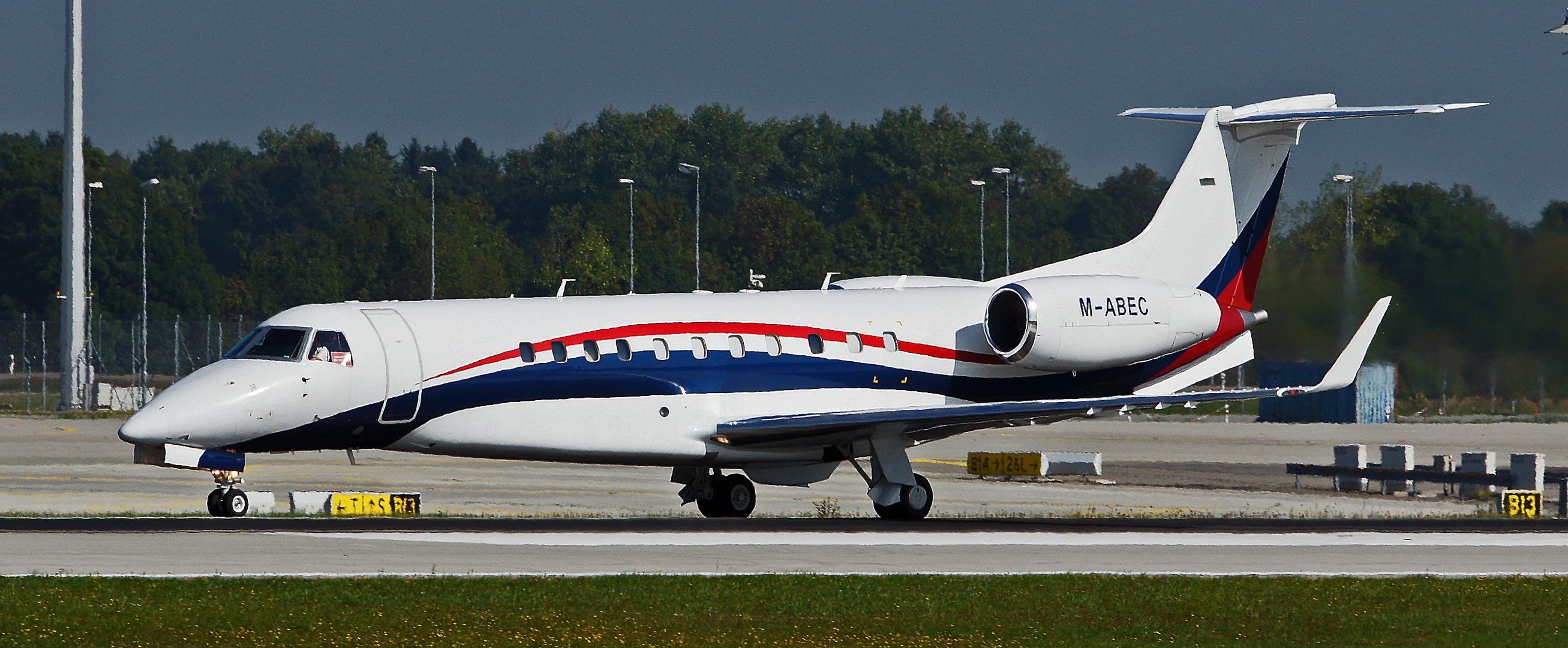 Embraer EMB 135 BJ Legacy