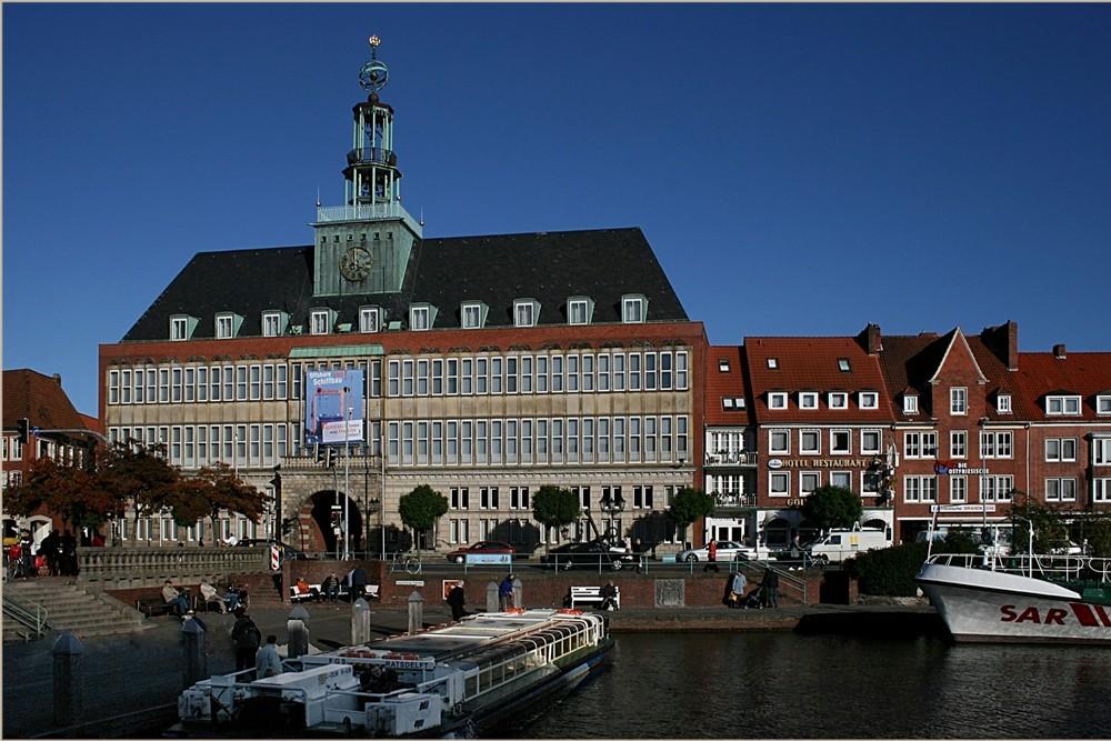 Emden ... das Rathaus