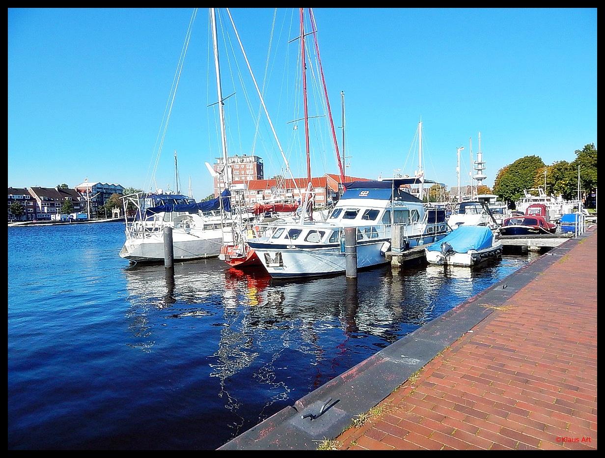 Emdener Hafen