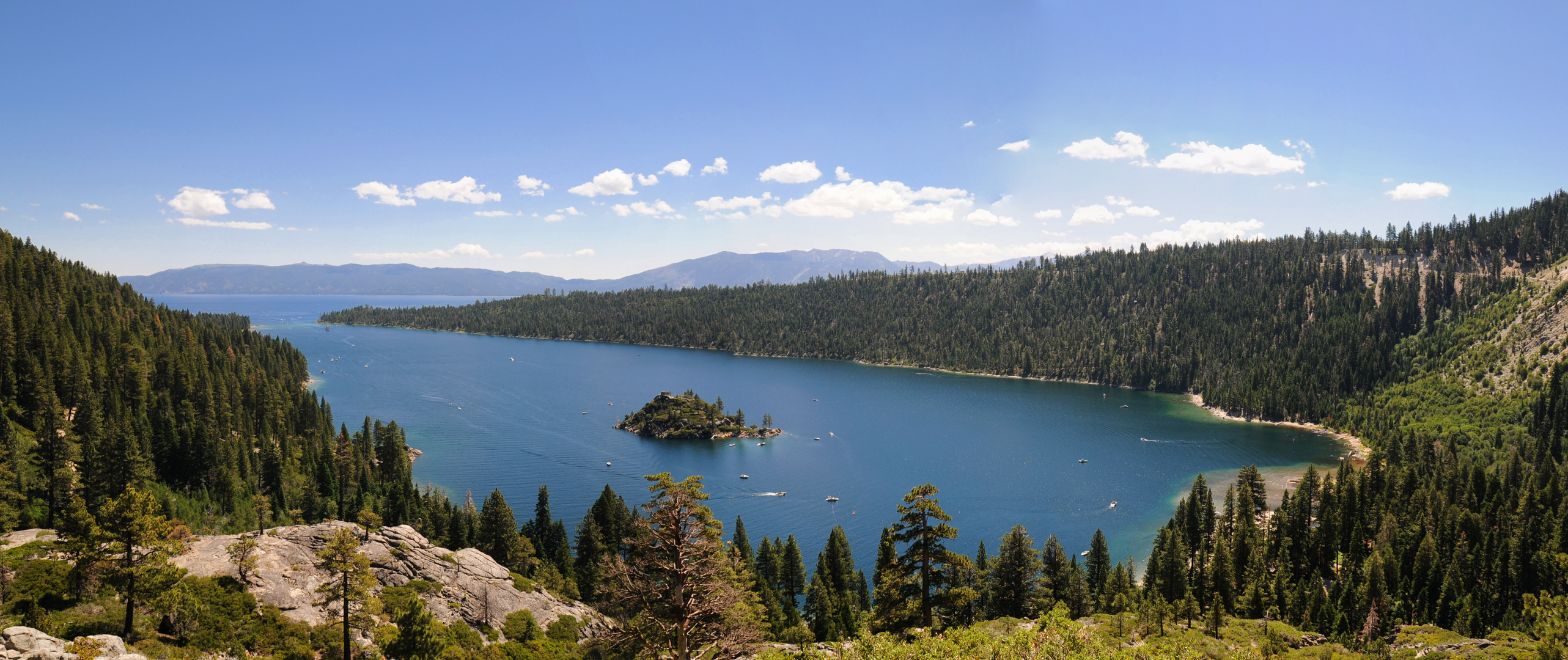 Emerald Bay- Lake Tahoe
