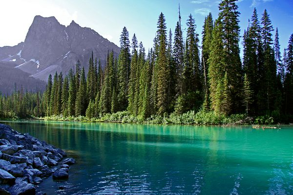 * Emerald Lake I *