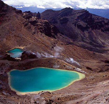 Emerald Lake - Postkartenfoto