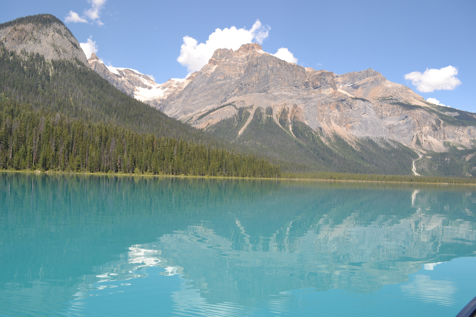 Emerald Lake...ein Traum in Türkis