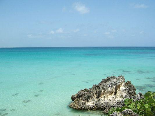 Emeraude lagoon en République Dominicaine