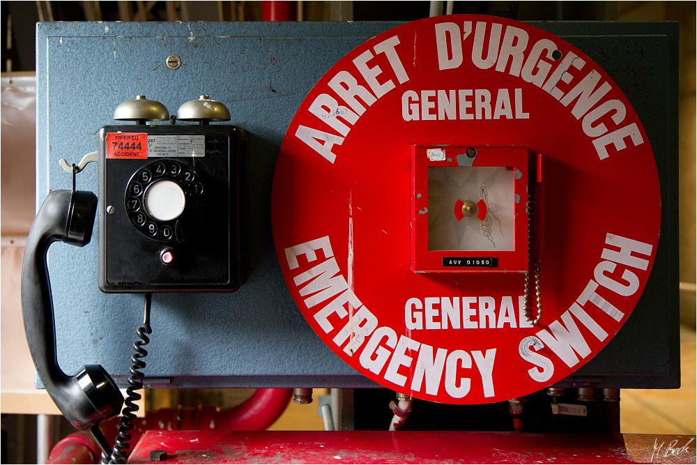 emergency switch