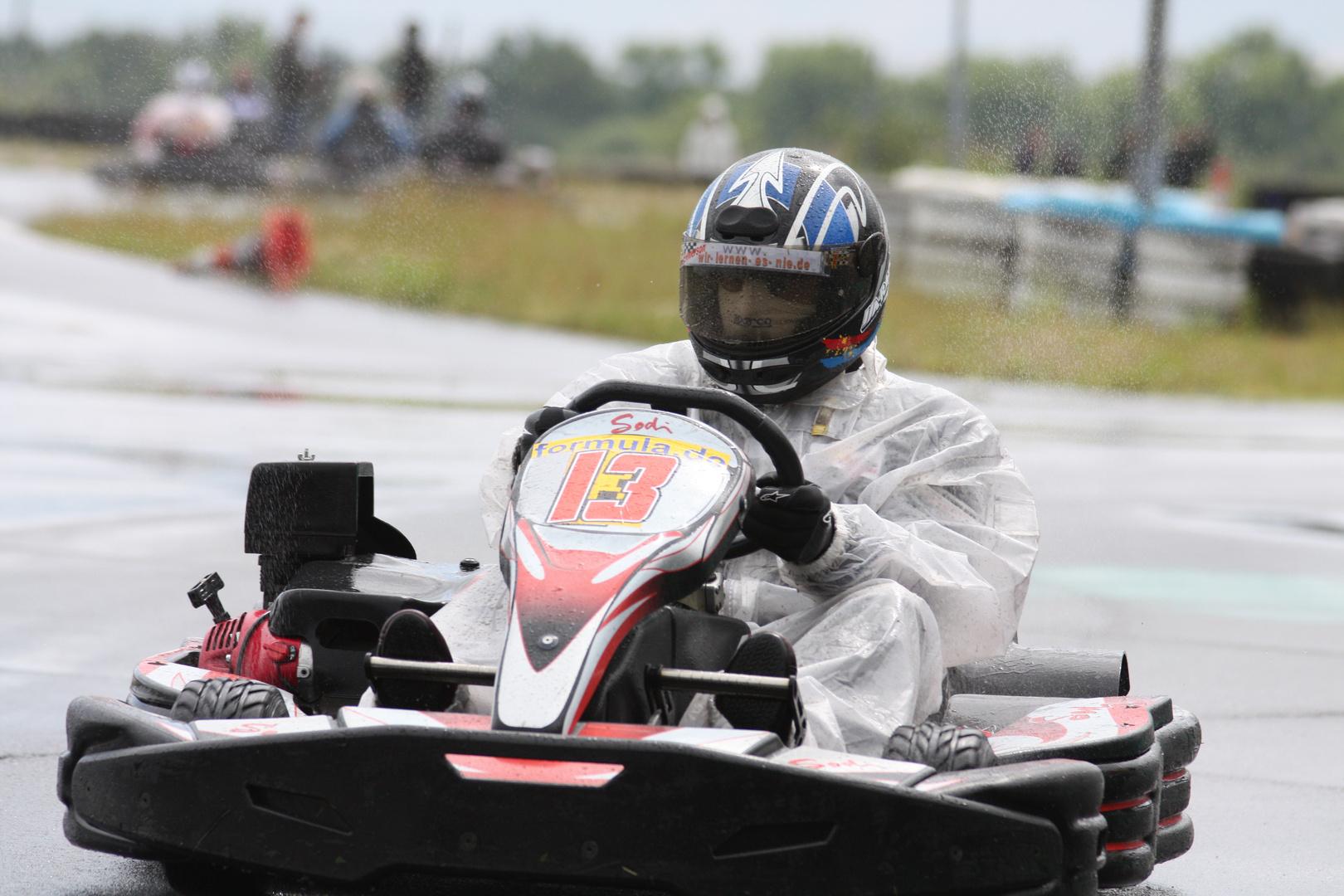 Emerson beim 77h Rennen