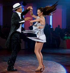 Emile Moise und Lena Gathmann - Salsa Kuba bei der WTG 2013 (1)