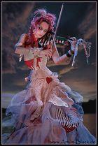 Emilie Autumn @ Baggerseefest Weinheim 2007