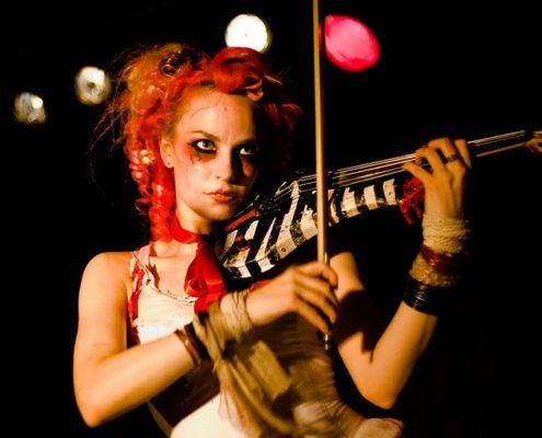 Emilie Autumn - Die Violinistin @ Nachtleben / Frankfurt