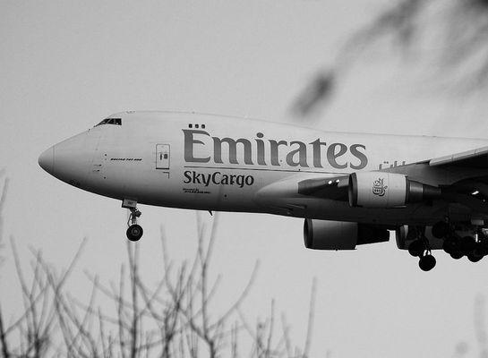 Emirates 747-400