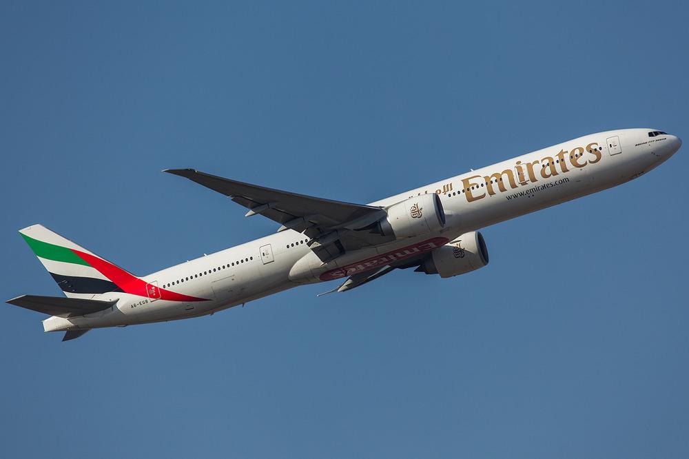 Emirates A6-EGB