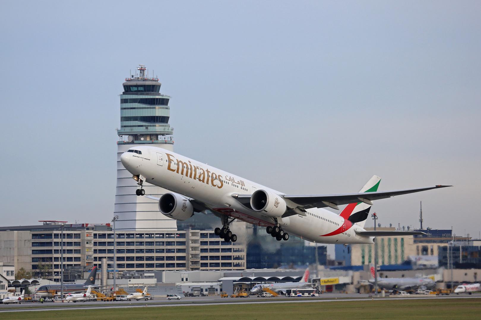 'Emirates - Boeing 777'